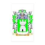 Cadenas Sticker (Rectangle 50 pk)