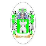 Cadenas Sticker (Oval 50 pk)