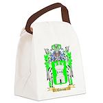 Cadenas Canvas Lunch Bag