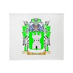 Cadenas Throw Blanket