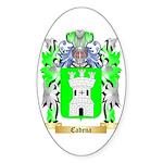 Cadena Sticker (Oval)