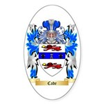 Cade Sticker (Oval 10 pk)