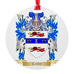 Caddy Round Ornament