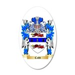 Cadd 20x12 Oval Wall Decal