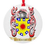 Caceras Round Ornament