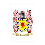 Caceras Sticker (Rectangle 50 pk)