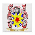 Caceras Tile Coaster