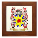 Caceras Framed Tile