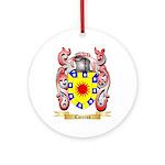 Caceras Ornament (Round)