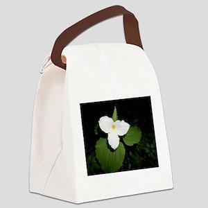 trillium Canvas Lunch Bag