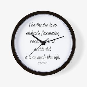 Arthur Miller Wall Clock