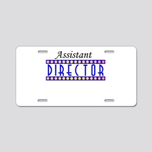 assistant Aluminum License Plate