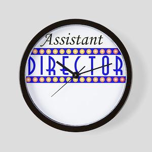 assistant Wall Clock