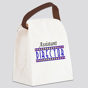 assistant Canvas Lunch Bag