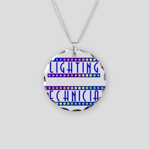 light2 Necklace Circle Charm