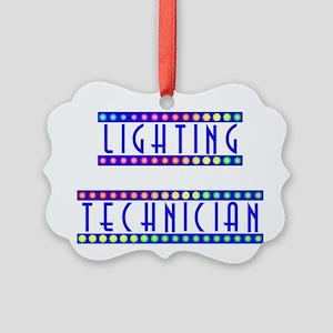 light2 Picture Ornament