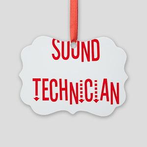 sound Picture Ornament