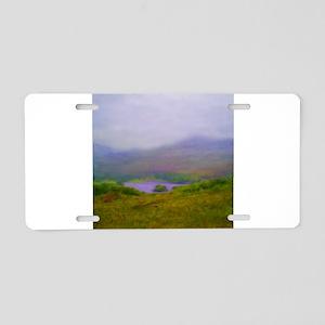 irishmistII Aluminum License Plate