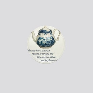 teapot Mini Button