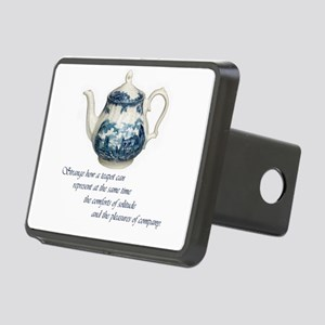 teapot Rectangular Hitch Cover