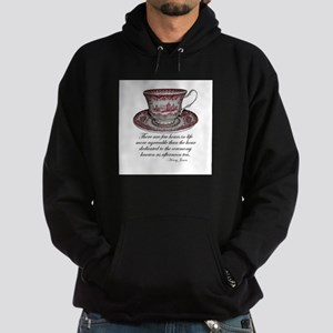 Afternoon Tea Hoodie (dark)