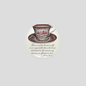 Afternoon Tea Mini Button