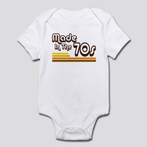 'Made in the 70s' Infant Bodysuit
