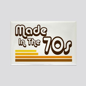 'Made in the 70s' Rectangle Magnet