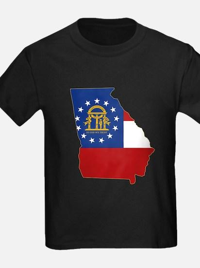 Georgia Flag T