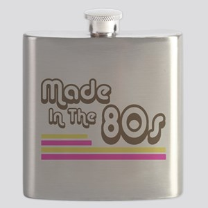 'Made in the 80s' Flask
