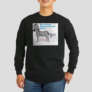 EDS AWARENESS INFO Long Sleeve T-Shirt