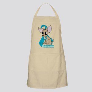 Chihuahuas for Cervical Cancer Apron