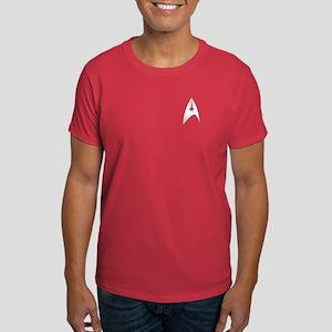 Star Trek Uniform Badge T-Shirt
