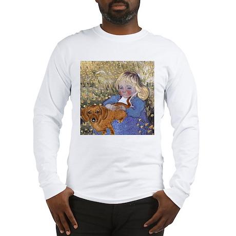 Dauchshund Long Sleeve T-Shirt