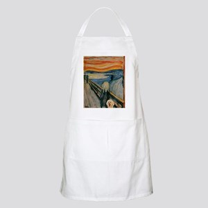 Dog SCREAM BBQ Apron