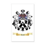Cacci 20x12 Wall Decal