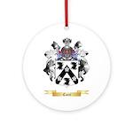 Cacci Ornament (Round)
