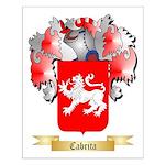 Cabrita Small Poster