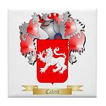 Cabrit Tile Coaster
