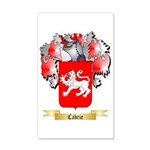 Cabrie 35x21 Wall Decal