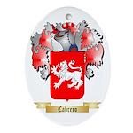 Cabrero Ornament (Oval)