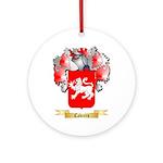 Cabrero Ornament (Round)