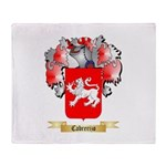 Cabrerizo Throw Blanket