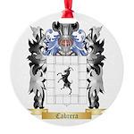 Cabrera Round Ornament