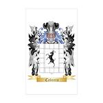 Cabrera Sticker (Rectangle 10 pk)