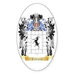 Cabrera Sticker (Oval)
