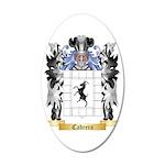 Cabrera 35x21 Oval Wall Decal