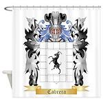 Cabrera Shower Curtain
