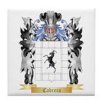 Cabrera Tile Coaster