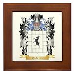 Cabrera Framed Tile